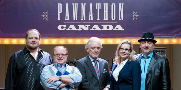 Pawnathon Canada